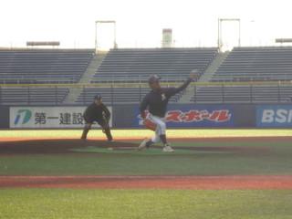 野球場スコアブック | 2010年11月